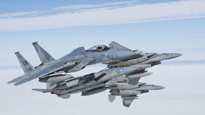 Chiến đấu cơ F-15 của Mỹ không thể bảo vệ được Thổ Nhĩ Kỳ nếu Nga nổi giận