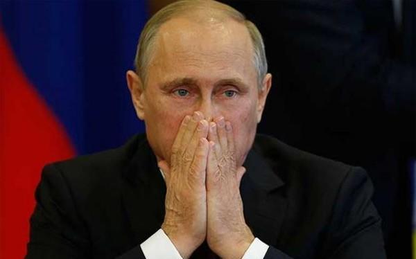 Tổng thống Nga Vladimir Putin. (Ảnh: Wordpress)