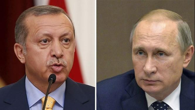 Quan hệ Nga và Thổ Nhĩ Kỳ đang rất căng thẳng