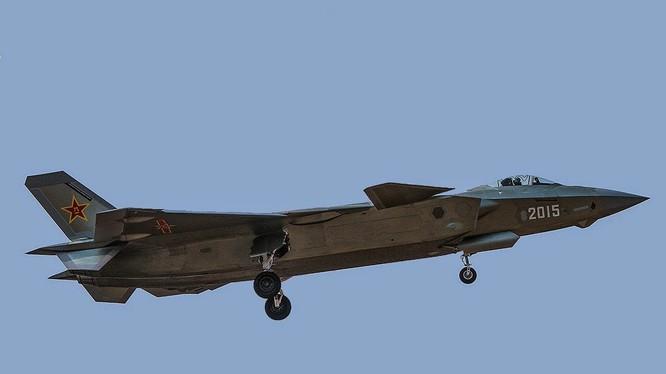 Chiến đấu cơ J-20 của quân đội Trung Quốc