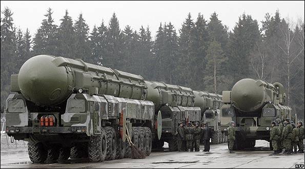 Tên lửa đạn đạo hạt nhân liên lục địa của Nga