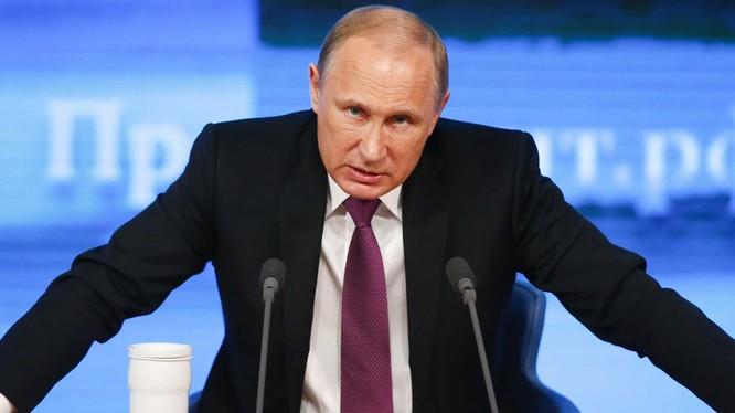 Ông Putin tuyên bố sẽ không cho qua dễ dàng vụ Thổ Nhĩ Kỳ bắn hạ máy bay Su-24