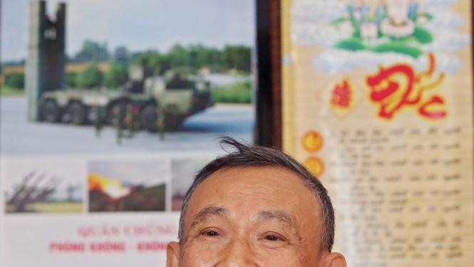 Ông Vũ Quốc Hùng - nguyên phó chủ nhiệm thường trực Ủy ban Kiểm tra T.Ư - Ảnh: Việt Dũng