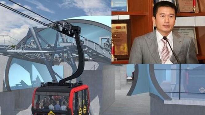 Ông Lê Viết Lam nổi lên với tập đoàn Sun Group