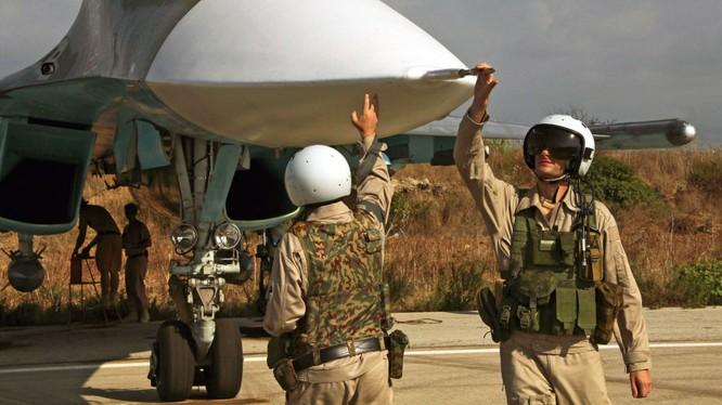Phi công Nga chưa hề bắn trệch mục tiêu tại Syria