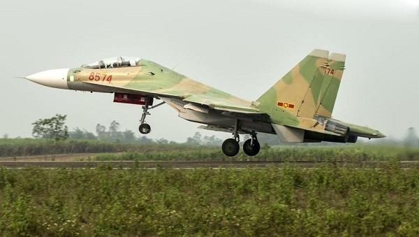 Su-30MK2 của Nga trong lực lượng không quân Việt Nam