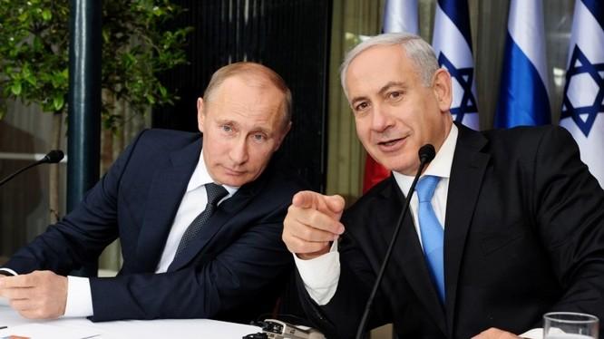 Hai nhà lãnh đạo Nga và Israel