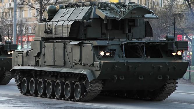 Hệ thống phòng không Tor-M2U