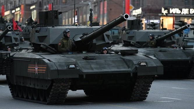 Siêu tăng Armata của Nga