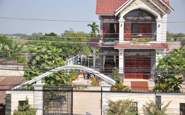 Căn nhà ông Bí thư huyện ủy bị trộm đột nhập