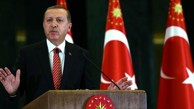 Ông Erdogan