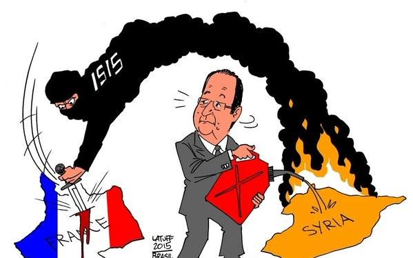Chính sách can thiệp của Pháp đã góp phần tạo ra làn sóng khủng bố và người nhập cư tràn vào châu Âu