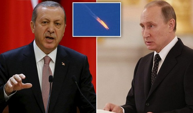 Cuộc chiến tranh lạnh giữa Nga và Thổ Nhĩ Kỳ vẫn chưa có hồi kết