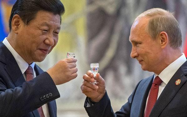 Quan hệ Nga-Trung không êm đẹp như vẻ bề ngoài
