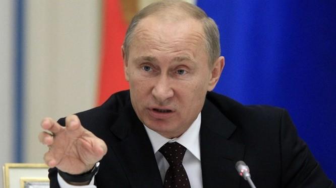 Ông Putin là hiện thân của nước Nga ngày nay