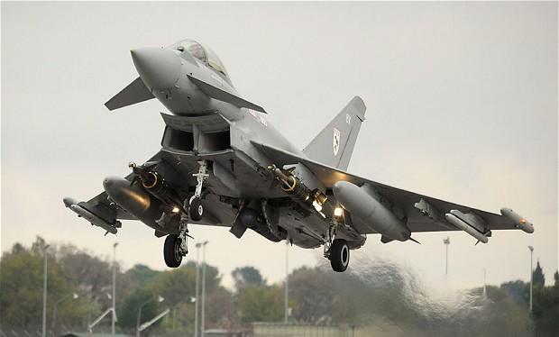 Chiến đấu cơ Typhoon tối tân của châu Âu có thể sớm có mặt trong không quân Việt Nam