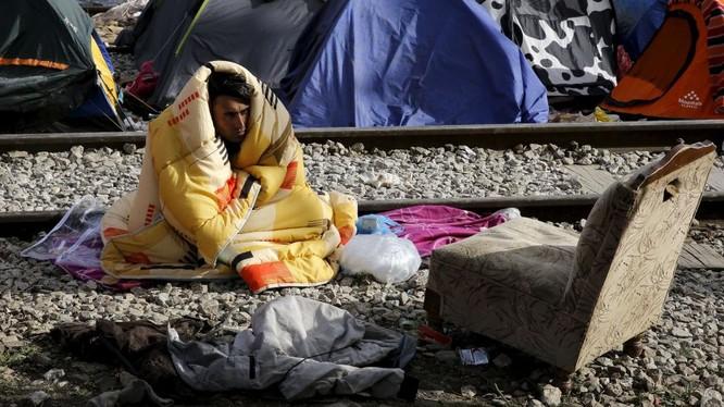 người tị nạn biến thành nguồn lợi của bọn tội phạm