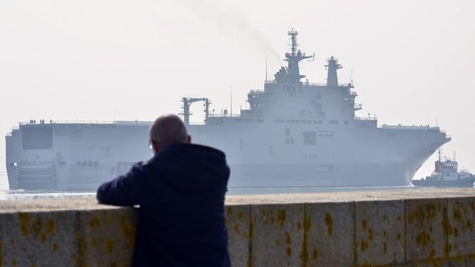 Nga sẽ tự chế tạo tàu đổ bộ cỡ lớn tương tự Mistral