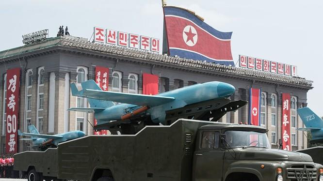 Máy bay không người lái của Triều Tiên