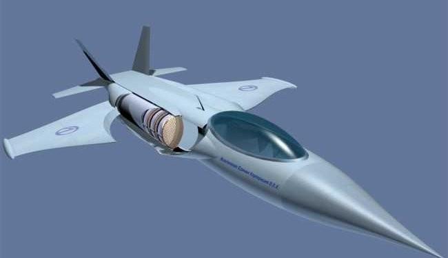 Máy bay hàng không-vũ trụ thế hệ 5-6 với động cơ điện từ (topwar.ru)