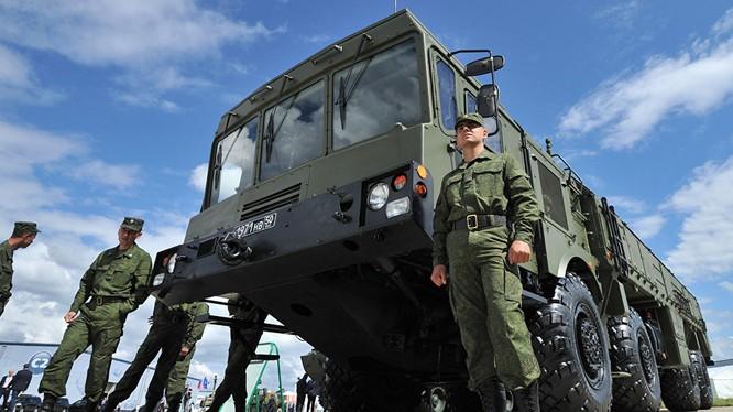Nga sẵn sàng đáp trả trong trường hợp bị tấn công