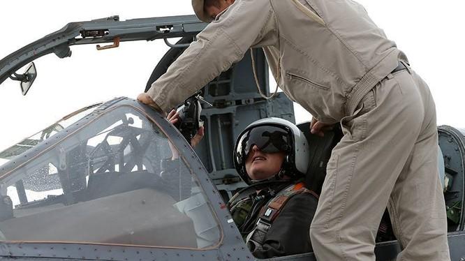 Binh sĩ Nga tham chiến tại Syria