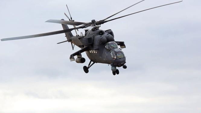 Máy bay trực thăng Nga