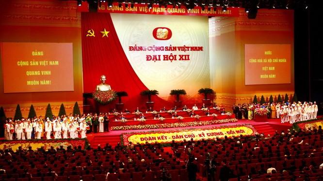 Đại hội Đảng sẽ chốt danh sách bầu BCH Trung ương khóa 12