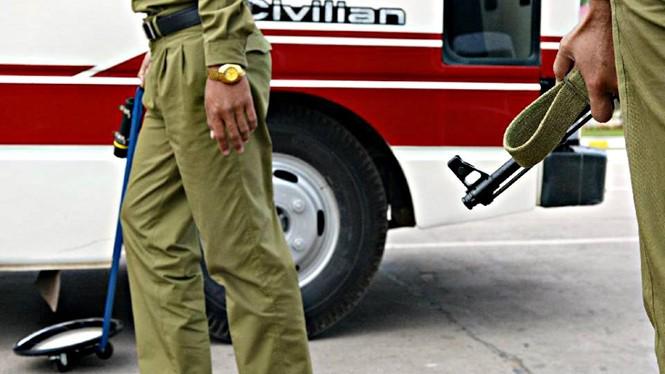 Trung Quốc yêu cầu điều tra vụ tấn công bằng bom nhắm vào người Trung Quốc ở Lào - Ảnh minh họa: AFP