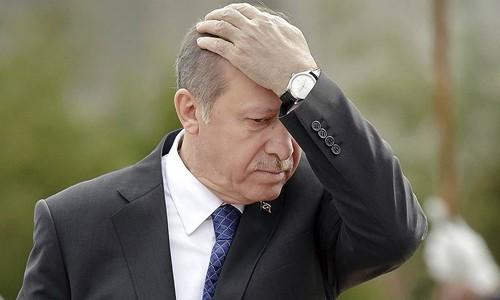 Erdogan tham vọng nhưng nhận kết cục trái với mong muốn