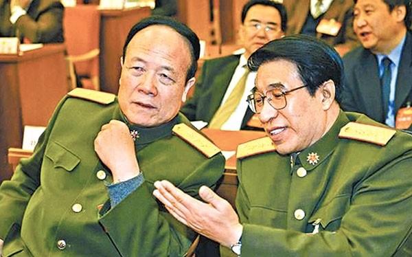 """Quách Bá Hùng và Từ Tài Hậu bị xếp vào """"bè lũ 4 tên"""" thời hiện đại Trung Quốc"""
