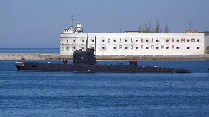 Ukraine cố gắng phục hồi hạm đội tàu ngầm