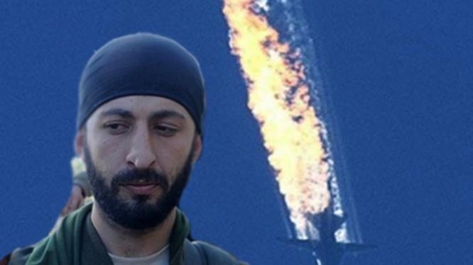Celik huênh hoang chính tay giết chết phi công Nga