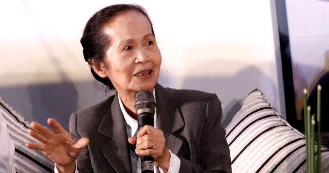Chuyên gia kinh tế, bà Phạm Chi Lan. Ảnh: TL