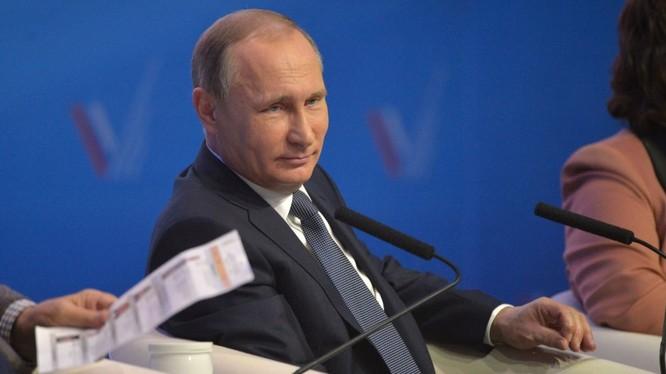 Nhà lãnh đạo Nga chưa nghĩ đến việc tranh cử nhiệm kỳ tiếp theo