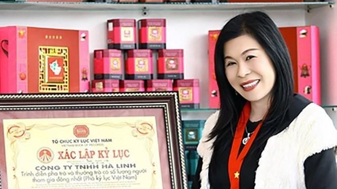 Bà Hà Linh bị đầu độc tại Trung Quốc