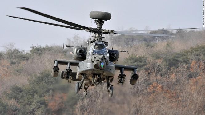 Trực thăng tấn công Apache của Mỹ