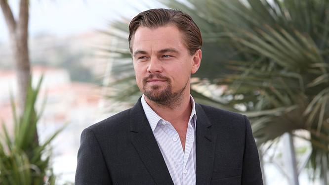 Nam tài tử DiCaprio