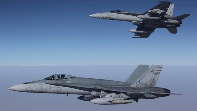 Không quân Hoàng gia Úc