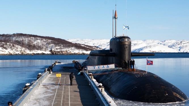 Hạm đội tàu ngầm hiện đại của Nga khiến NATO đứng ngồi không yên