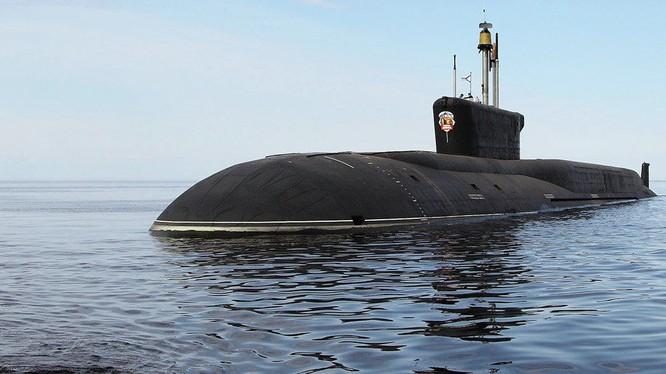 Tàu ngầm Nga ngày càng hiện đại khiến NATO lo sợ