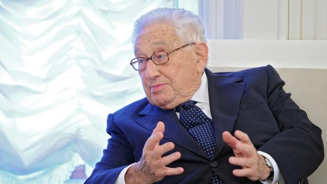 Cựu Ngoại trưởng Kissinger