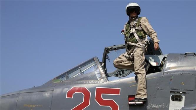 Quân đội Nga đã chứng minh sức mạnh qua chiến dịch quân sự tại Syria