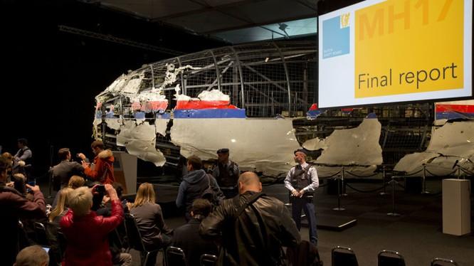 Đến nay vẫn chưa có kết luận cuối cùng về thảm họa MH-17 của Malaysia