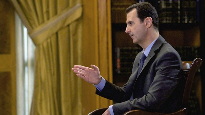 Ông Assad