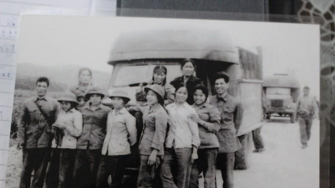 Trung đội nữ lái xe Trường Sơn huyền thoại của QĐND Việt Nam