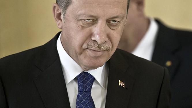 Ông Erdogan đứng trước sự phá sản chiến lược tại Syria