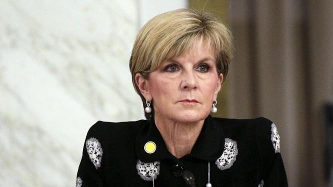 Ngoại trưởng Úc Julie Bishop