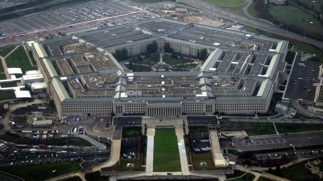 Lầu Năm Góc - trụ sở Bộ Quốc phòng Mỹ