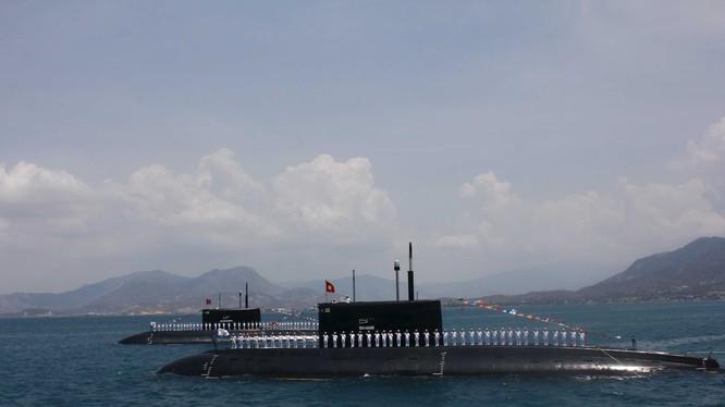 Lực lượng tàu ngầm Việt Nam sẽ là một công cụ răn đe đối với những kẻ manh động ở Biển Đông